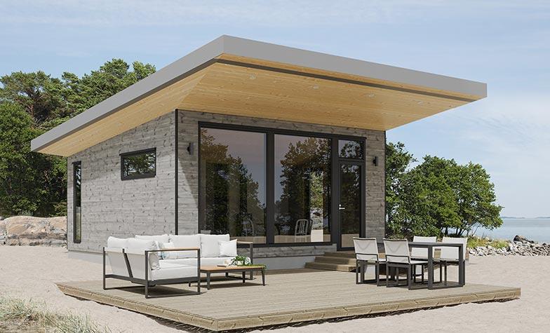 Дом для отдыха SkyHouse 50