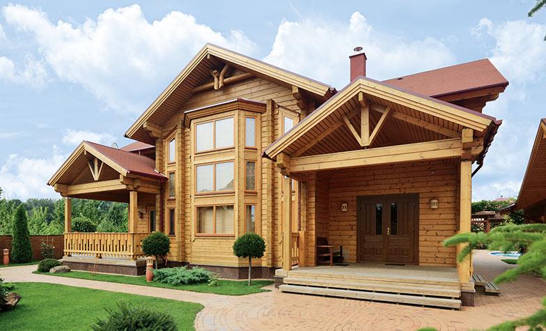 Роскошный дом Ульмус