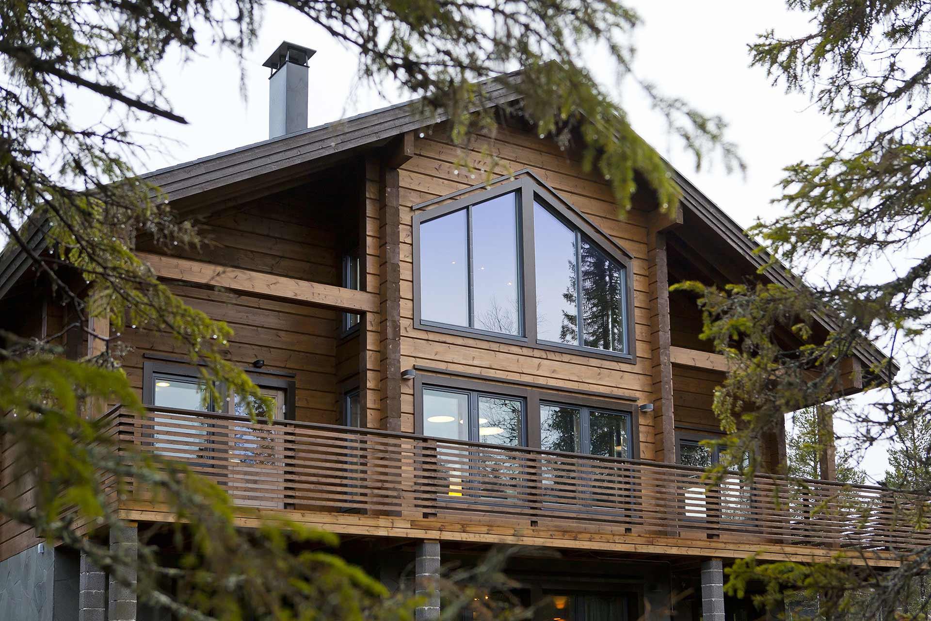 Дом для загородного отдыха