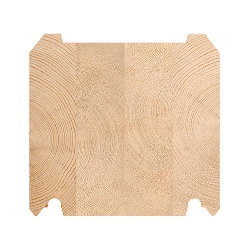 Скандинавский клееный брус 180х170
