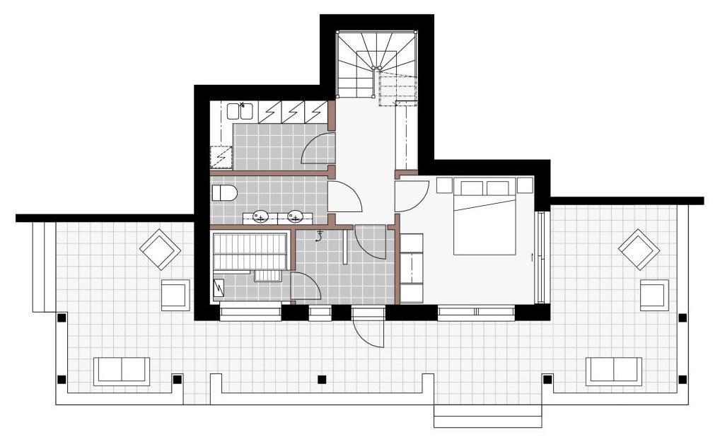 Цокольный этаж дома