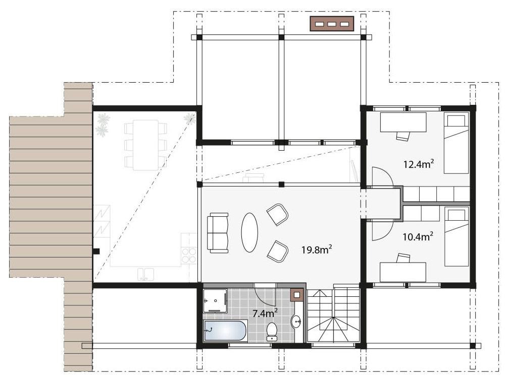 План беларусского дома